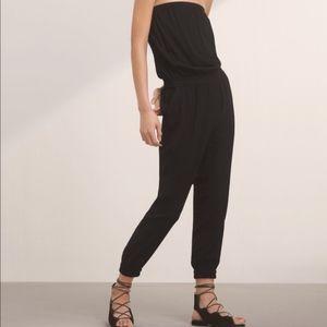 Aritzia Tabata Jumpsuit Black XS